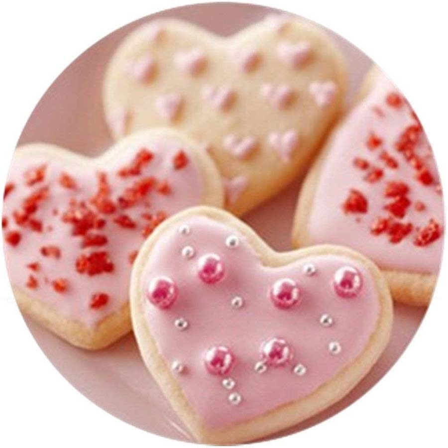 Heart Sandwich and Cookie Cutter