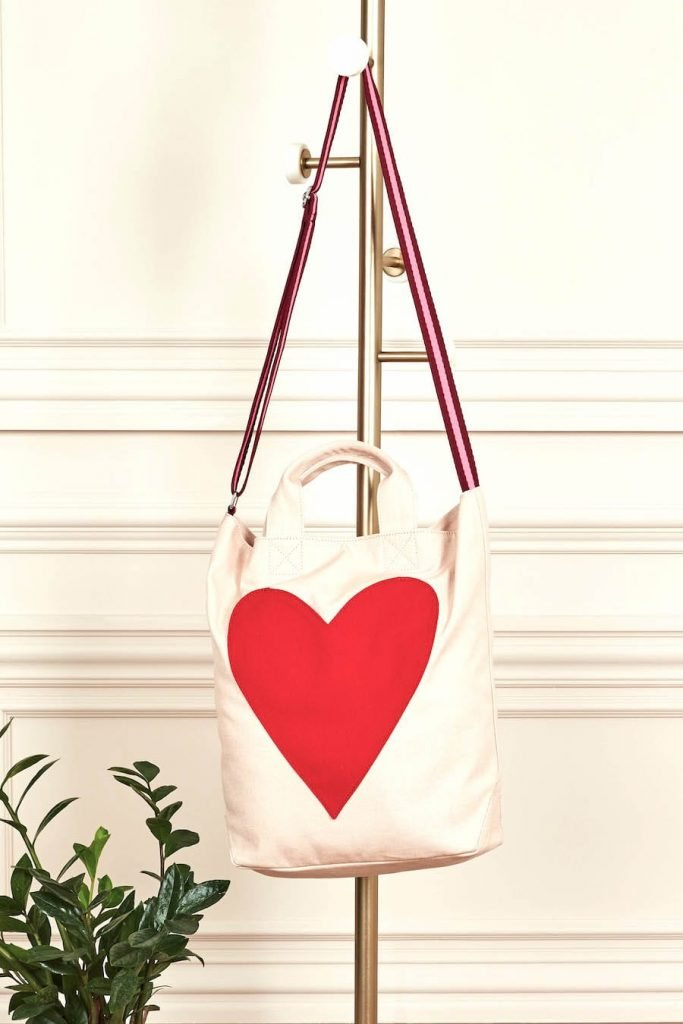 Heart to Heart Tote
