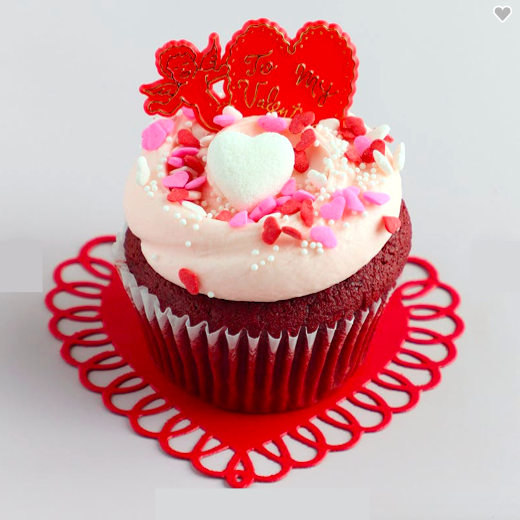 Magnolia Bakery Valentines Day Cupcakes