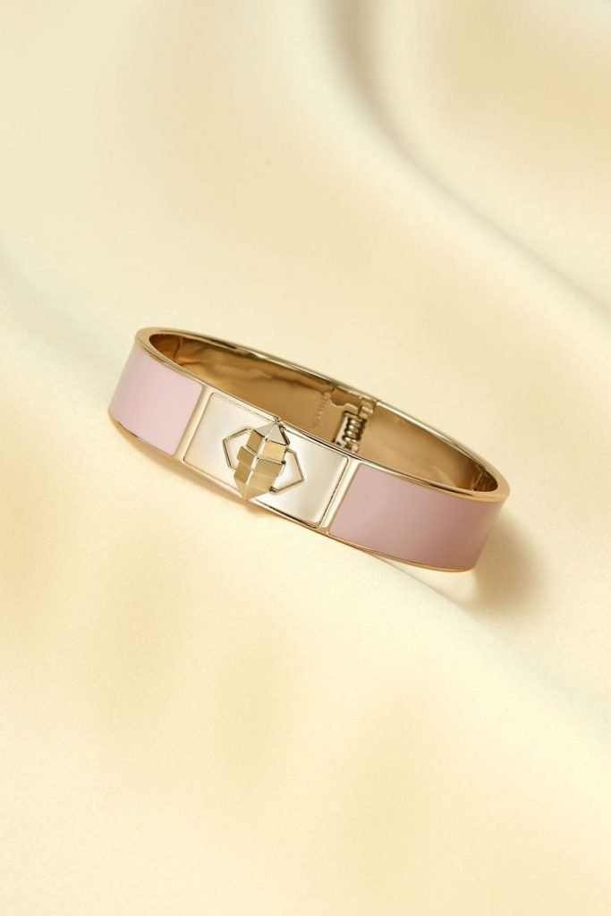 Rebel Bangle - Blush