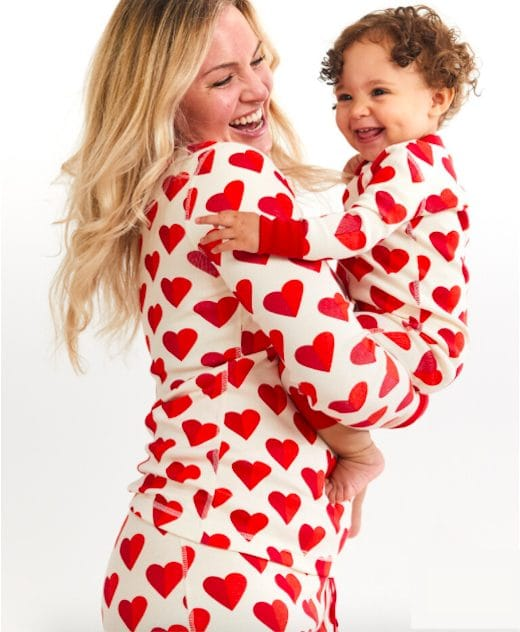 Sweet Heart Family PJs