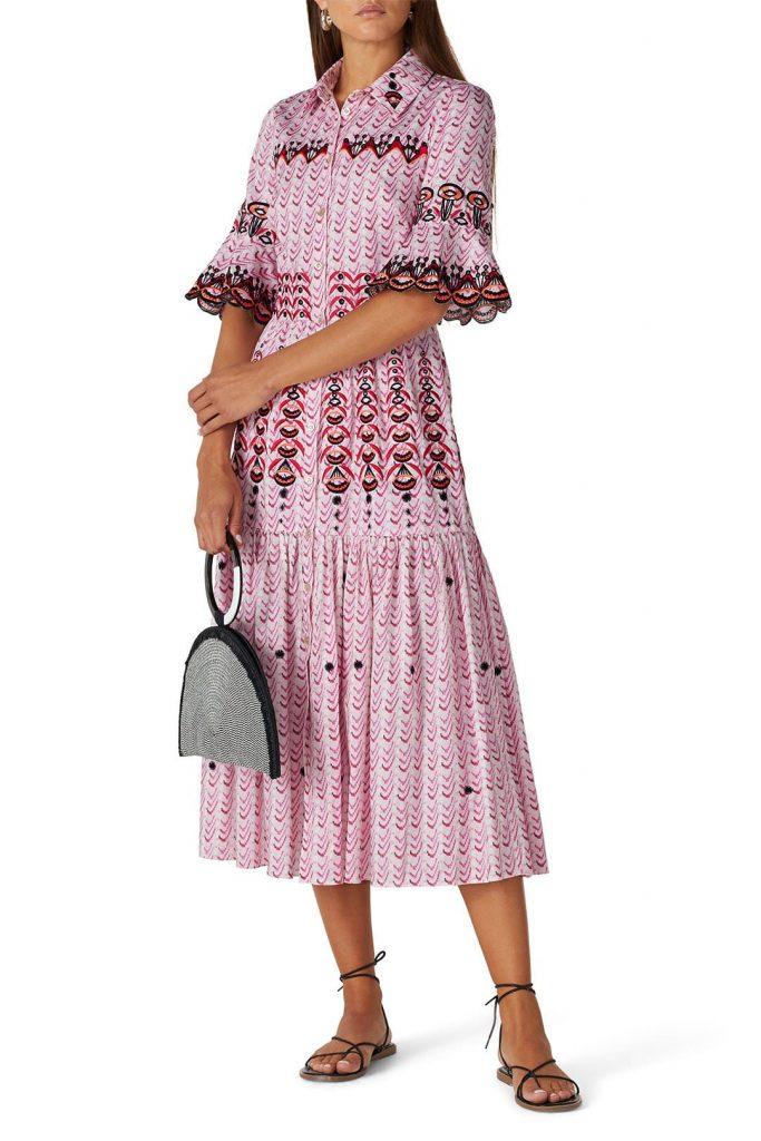 Temperley London Poet Dress