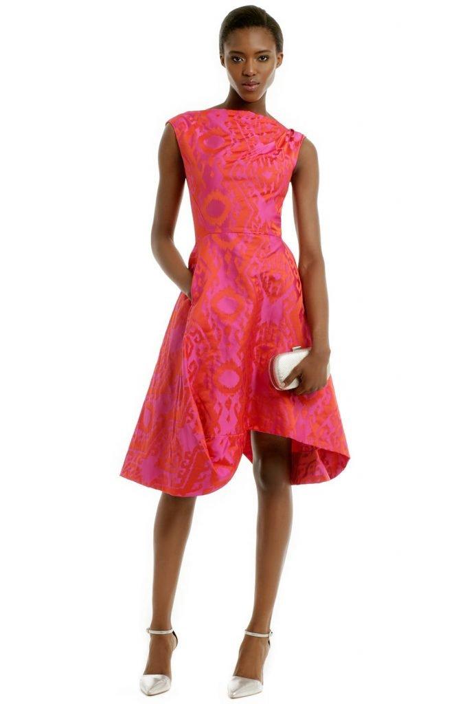 Vivienne Westwood Anglomania Aztek Dress