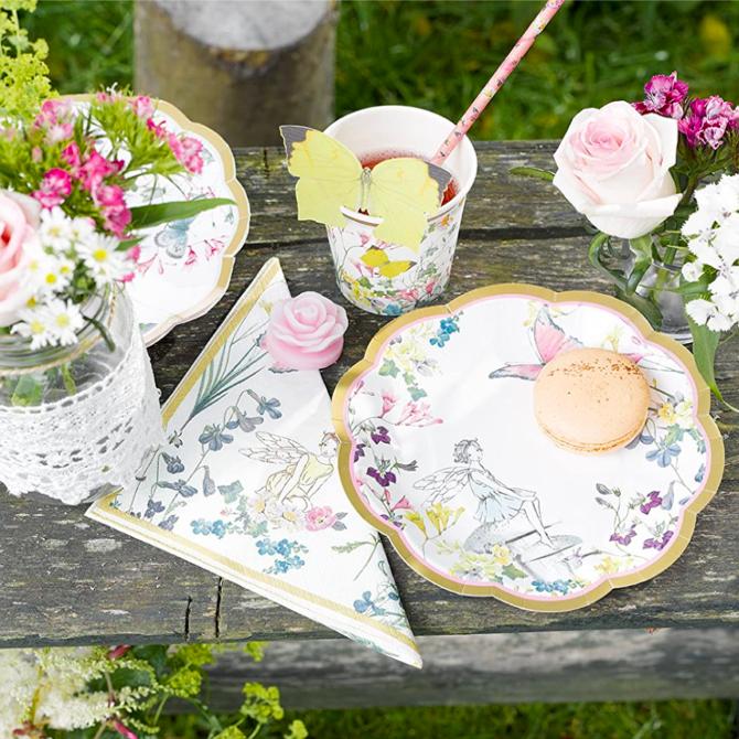 Fairy Garden Party Supplies