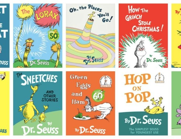 Favorite Dr Seuss Books