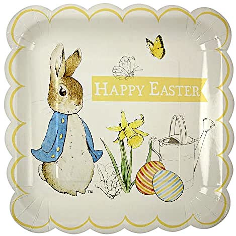 Happy Easter Peter Rabbit Party Supplies