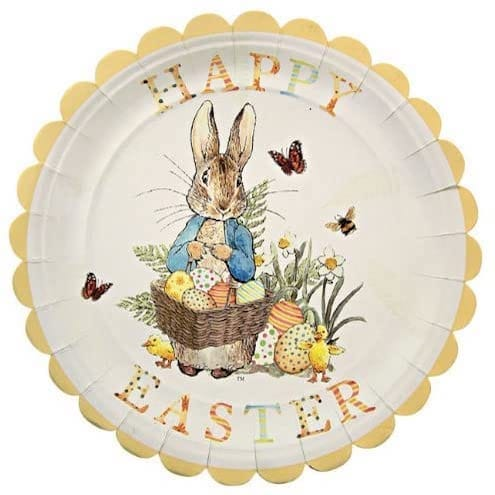 Peter Rabbit Happy Easter Party Supplies