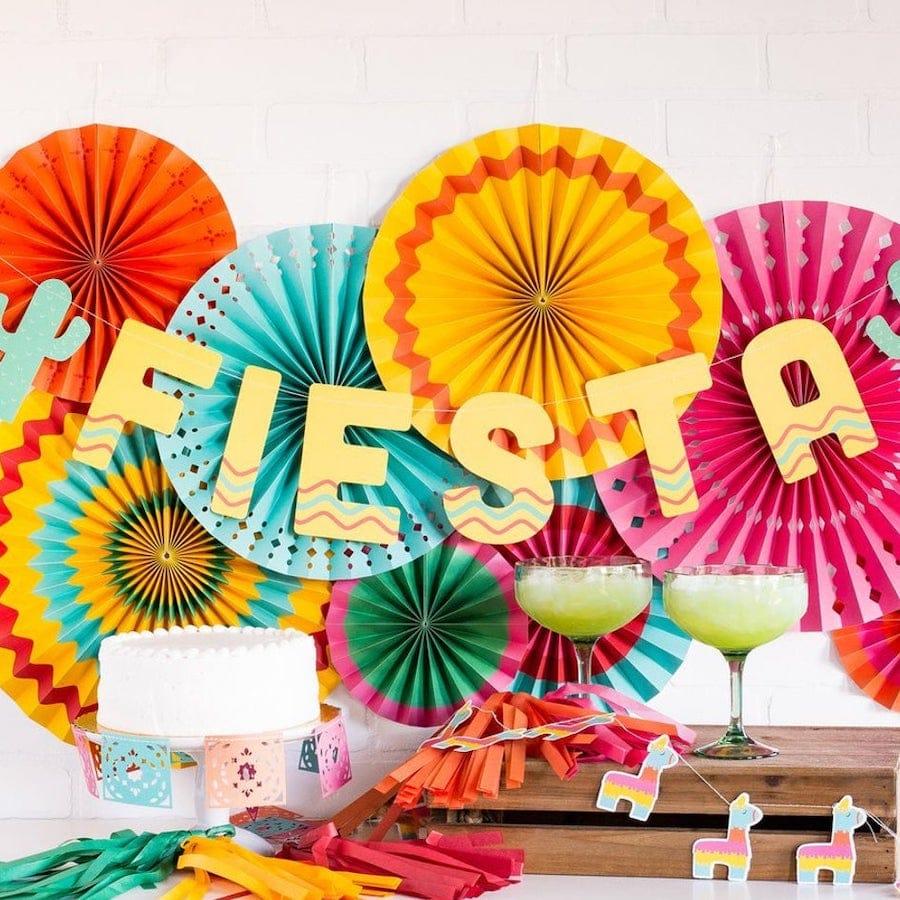 Fiesta Party Fans