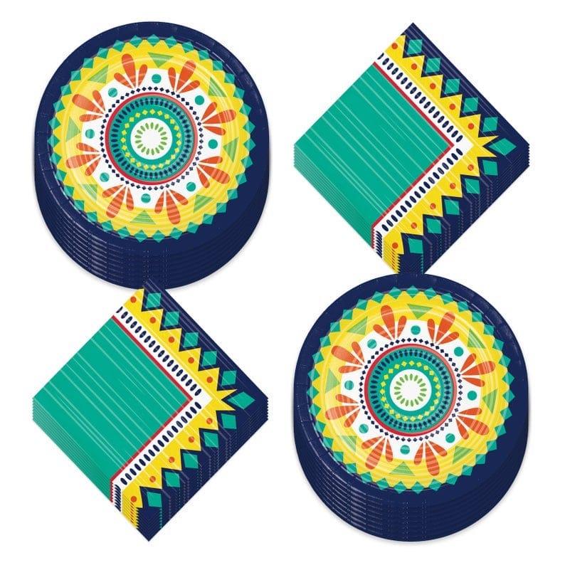 Fiesta Party Supplies for Cinco De Mayo