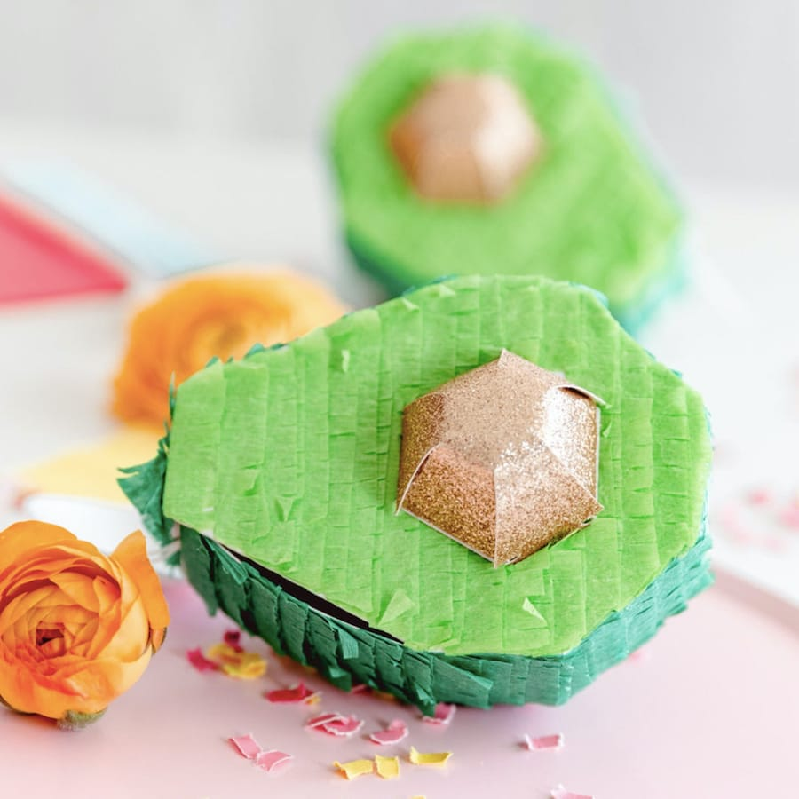 Mini Avocado Piñata