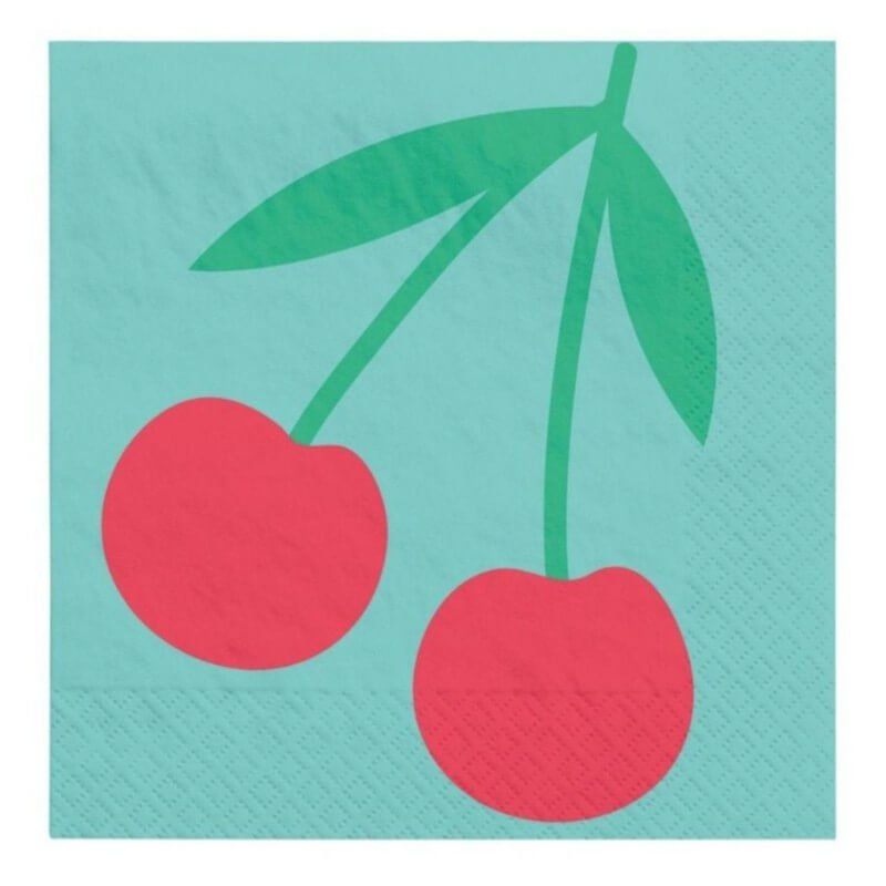Cherry Napkins