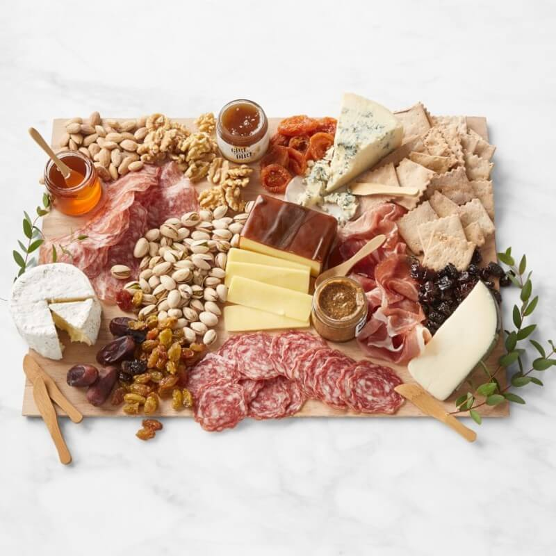 XXL Cheese and Charcuterie Board