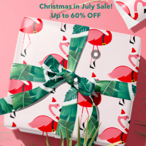 Christmas in July Sale at Zazzle