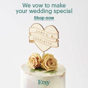 Etsy Wedding Banner