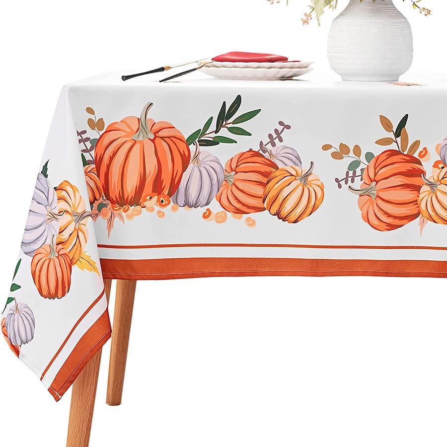 Harvest Autumn Thanksgivng Tablecloth